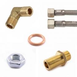 Гидравлика, фитинги, соединения, уплотнения, трубки, шланги
