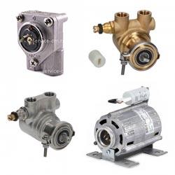 Помпы, моторы, счетчики воды (флуометры)