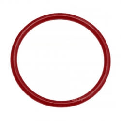 Уплотнитель OR 06187, OR 0151, ø 57,68x47x5,34 мм, силикон, 3186313