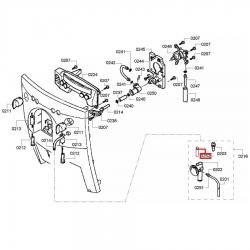 Клапан капучинатора Bosch, 00623237