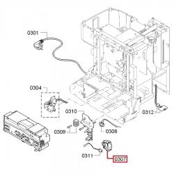 Выключатель клавишный с проводами Bosch, 00624619