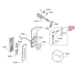 Автоматический капучинатор Bosch VeroCafe, Siemens EQ.5, 00702998