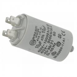 Конденсатор 10мкФ, 450В 50/60Гц (-25..+85°C ), 19050