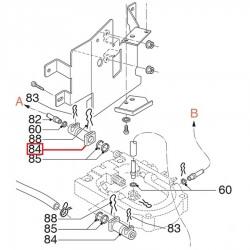 De'Longhi 5332239200 переходник термоблока для кофемашины