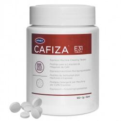 URNEX CAFIZA E31, 100 таблеток по 2 г, чистящее средство, 911279