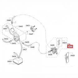 Блок распределения режимов Bosch, Siemens, 12005124