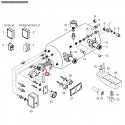 Уплотнитель OR 04187, ø 54,28x47,22x3,53 мм, EPDM, 3186290