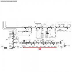 Обратно-перепускной клапан Italcrem, Futurmat, 07843808