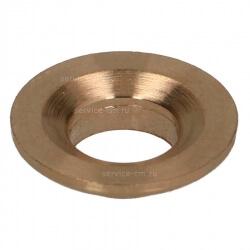 Шайба латунная упорная пружины ø 14,3x8,3x3,5 мм, 25657
