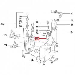 De'Longhi 5332188800 переходник клапана для кофемашины