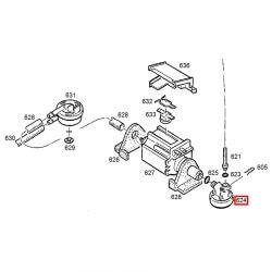 Мембрана-регулятор давления Jura, 71768