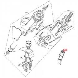 Лопатка заварного блока Franke Flair, Saphira, Jura X9, Х7, 62779