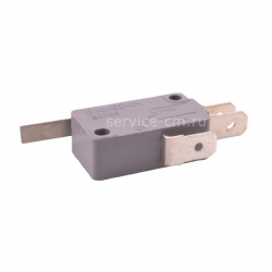 Микропереключатель с рычагом 16А 250V, 852354