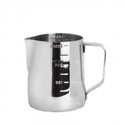 Питчер для молока 0.35л (12oz), с разметкой, 911631