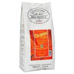 Кофе в зернах Dell Arabica Colombia, 500 г