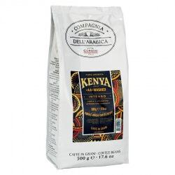 Кофе в зернах Dell Arabica Kenya, 500 г