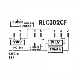Блок управления уровнем Nuova Simonelli, Grimac, RLC302CF 230В, 1341316