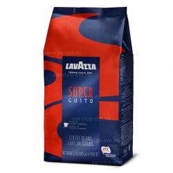 Кофе в зернах Lavazza Super Gusto, 1 кг