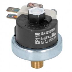Прессостат XP110 0.5-1.5 Бар, 15А 250 В, ø1/8'', XP7329410011
