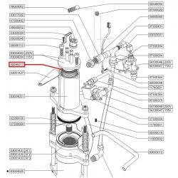 Уплотнитель 04118 Витон, 3.53 мм - ø 29.75 мм, 2290017