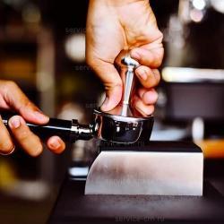 Темпер для кофе Motta из алюминия ø 57 мм, 1385005
