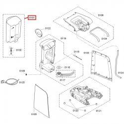 Контейнер для воды Tassimo (без крышки) Bosch, 00741162