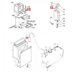 Фильтр умягчитель ø 40.5x80 мм, от 0 C до 40 C, Nical 125, 4009010