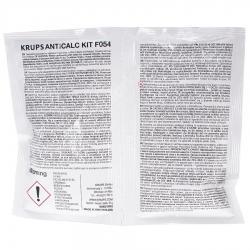 Средство для удаления накипи (2 х 40 гр.) Krups, F054
