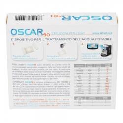 Умягчитель воды пакетированный OSCAR 90, 120x100 мм, от 5°C до 40°C на 150 лит., 3010202