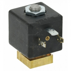 Клапан электромагнитный двухходовой H61AVA - отв. ø 2.2 мм, макс. 15 Бар, 9 Вт, 220/230 В, 50/60 Гц, 60000105