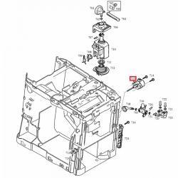 Электродвигатель дренажного клапана Jura, 70156