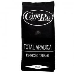 Кофе в зернах Caffe Poli Total Arabica, 1 кг
