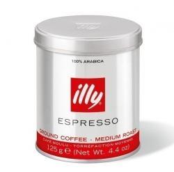 Кофе молотый Illy Espresso, 250 г