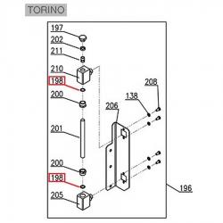 Уплотнитель OR 03043 EPDM 2.62 мм - ø 10.78 мм, 12300