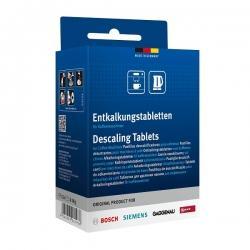 Таблетки для удаления накипи Bosch, Siemens, двойная упаковка (12шт.) 311557