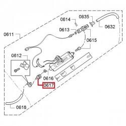 Соединение термоблока Bosch Vero, Siemens EQ.5, 622062