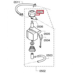 Мембрана-регулятор с обратным клапаном, 622127