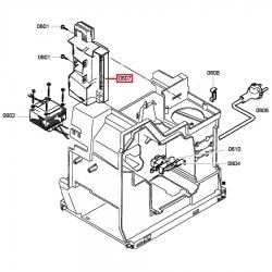 Модуль управления TCA5201/02 Bosch, 00658757