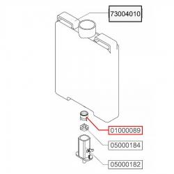 Клапан бункера воды Nuova Simonelli Microbar, 01000089