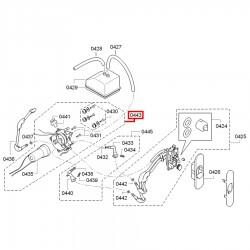 Мультиклапан Bosch TES, Siemens EQ7, 00654842