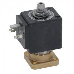 """Клапан электромагнитный трехходовой Parker 240В 50Гц 10 Бар, ø 1/8"""", отв. ø 1,5 мм, 04100017"""