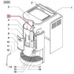 Микровыключатель D45 16A 250В рычаг 60 мм, 04200043