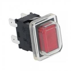 Выключатель двухполюсный 16А 250В к/м Lavazza, 10079939
