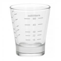 Мерный стакан, стеклянный, 15/60 мл, 1080200
