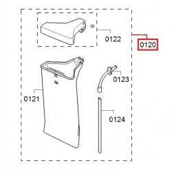 Контейнер для молока в сборе Bosch, 11011374