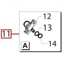 Штуцер подачи воды Syntia, Xsmall, 11013531