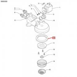 Уплотнитель холдера 74x57x8 мм, 1186721