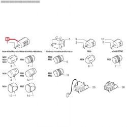 Переключатель пакетный 0-2 20А, 600В, 532011608