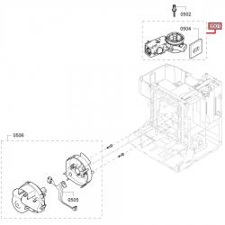 Кофемольный блок Bosch, Siemens, 12004531