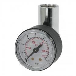 "Манометр замера давления ø 3/8"", 0/16 атм, 1245401"